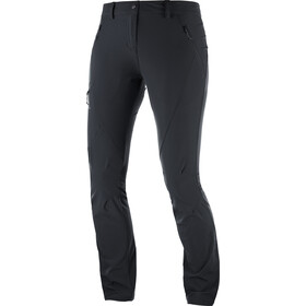 Salomon Wayfarer Tapered Pants Damen black